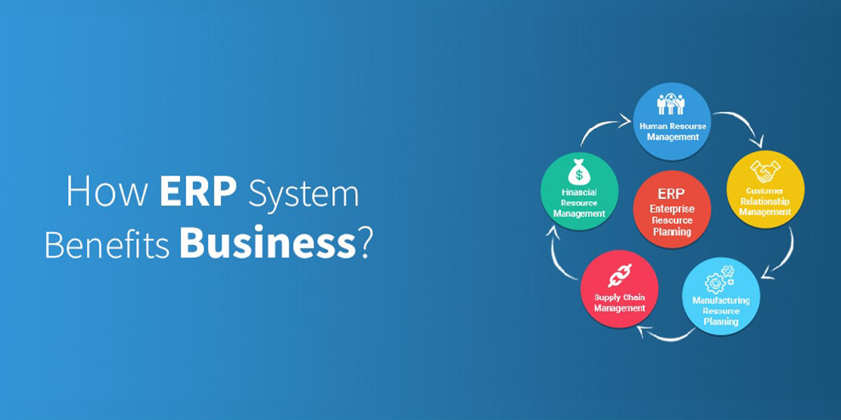 What is an ERP System and how it benefits Business Growth?