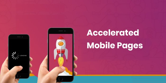 Accelerated Mobile Pages (AMP) - Optimize Mobile Pages Quickly