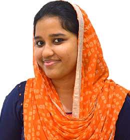 Doulath Saleema A
