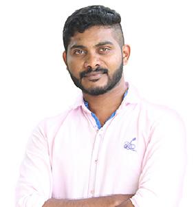 Vishnu Raj P R