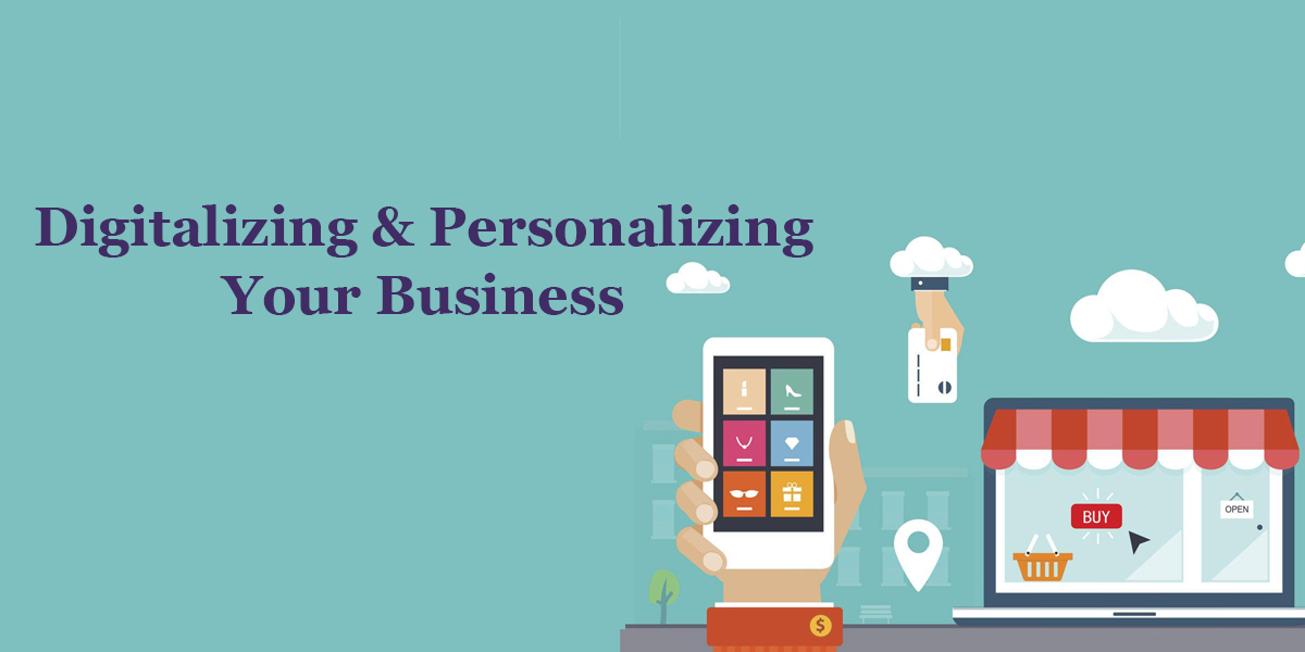 Digitalizing Your Retail Business
