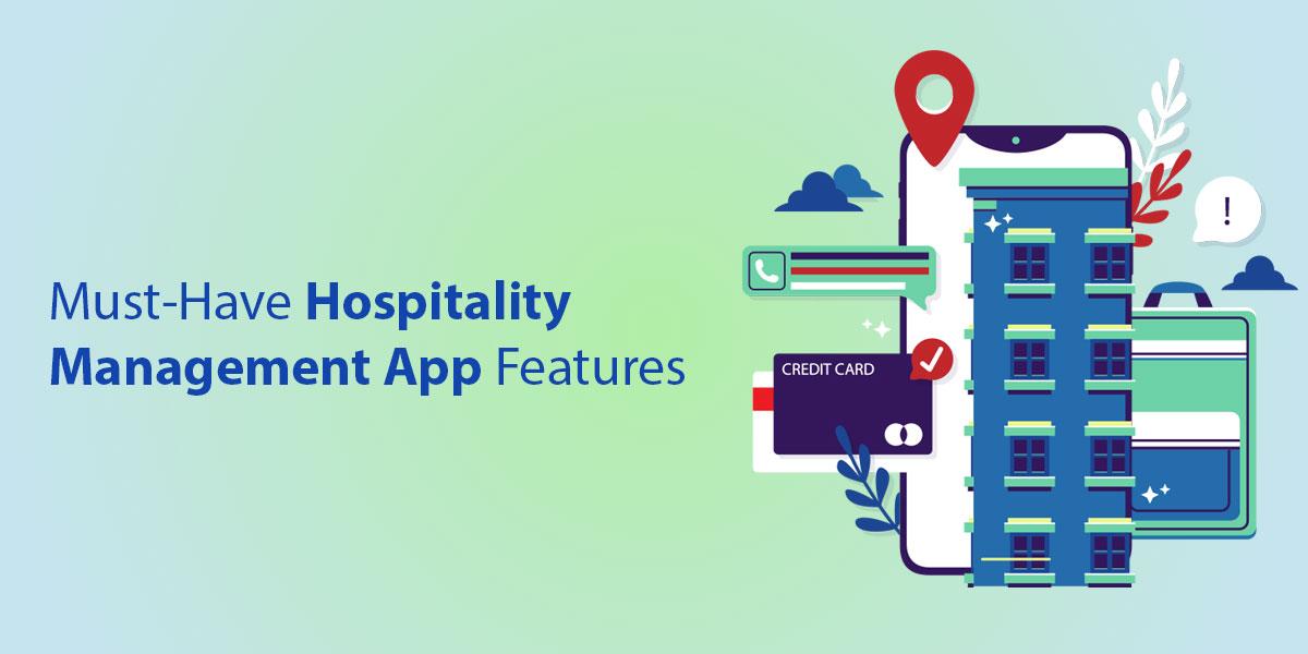 Hospitality Management App