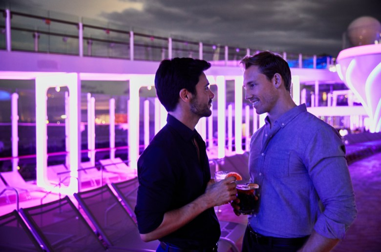 Celebrity Cruises Pride Party at Sea