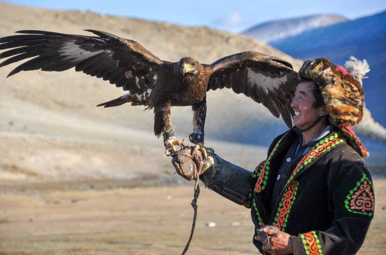 Mongolia: The Golden Eagle Festival & Expedition
