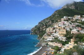Gay Summer Tour of Italy: Rome, Naples, Sorrento, Capri, Amalfi