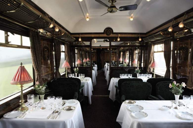Luxury LGBT Train Journey from Venice to Paris