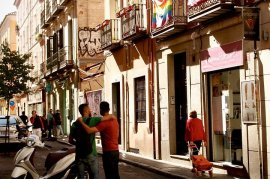 Gaystory LGBTQ Madrid city tour