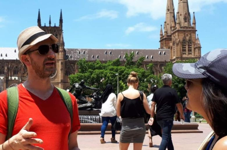 Gay Sydney Walking Tours