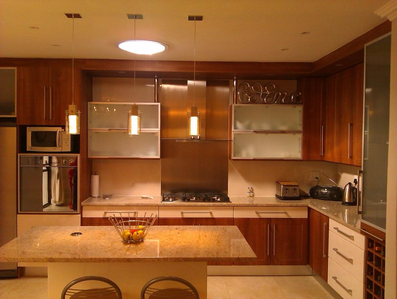 Various Kitchens