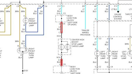 1994 chevy truck brake light wiring diagram wiring diagrams repair s wiring diagrams autozone