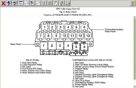 2003 volkswagen jetta fuel pump wiring diagram  center