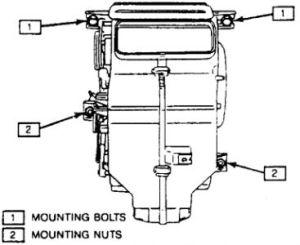 1996 Geo Metro: Heater Problem 1996 Geo Metro 4 Cyl Automatic Can