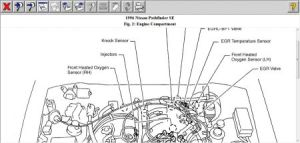 1996 Nissan Pathfinder Knock Sensor: How Do I Locate and Replace