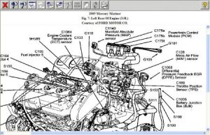 2001 Ford Escape V6 Engine Diagram  Wiring Diagram And