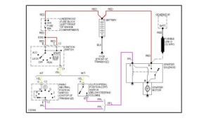 Picture of Starter Wiring Please: Hello, I Replaced the