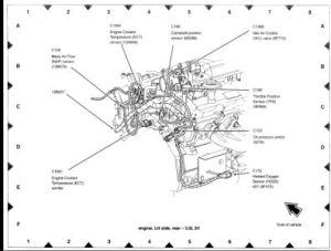 Ford Camshaft Position Sensor Problems  Wiring Diagram Fuse Box