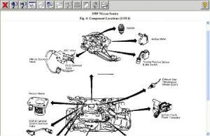 1989 Nissan Sentra Temp Gauge Wont Work: Engine Cooling Problem
