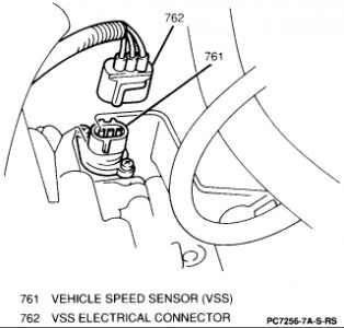 Geo Prizm Vehicle Speed Sensor What Are The Step By