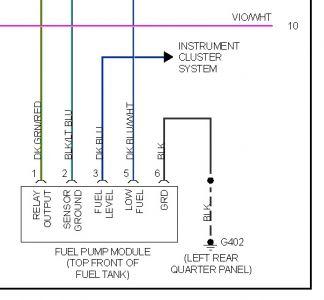 jeep cherokee alternator wiring diagram