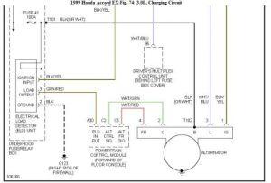 1996 Honda Civic Headlight Wiring Diagram  Wiring Diagram