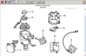 2000 Nissan Altima Stalled Car: Electrical Problem 2000