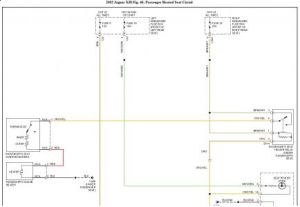 2002 Jaguar XJ8 Seat Heater Wiring Diagram Problem