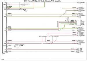 1998 Volvo S70 1998 Volvo S70 Wiring Diagram?: Electrical