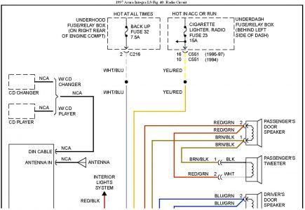 1994 acura integra stereo wiring diagram 1994 1994 acura integra stereo wiring diagram jodebal com on 1994 acura integra stereo wiring diagram