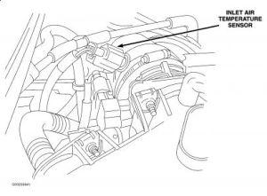 2006 Chrysler Sebring Intake Air Temperature (IAT) Sensor