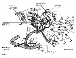2000 Oldsmobile Alero Oil Leak: Engine Mechanical Problem