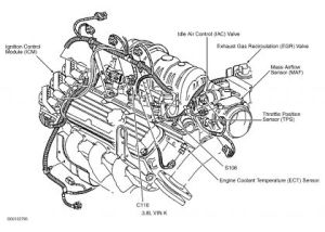 2010 Chevrolet Impala Engine Diagram  Trusted Wiring
