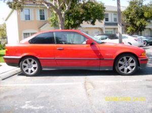 1994 BMW 325 Fuel Pump: Electrical Problem 1994 BMW 325 6 Cyl Two