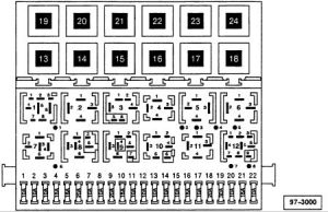 Need a Fuse Box Diagram: Four Cylinder Two Wheel Drive