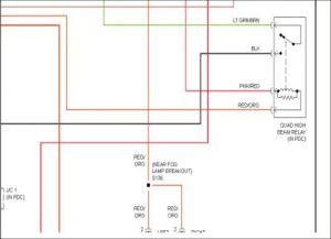 Headlight Wiring Diagram: I Am Looking for a Wiring Diagram for