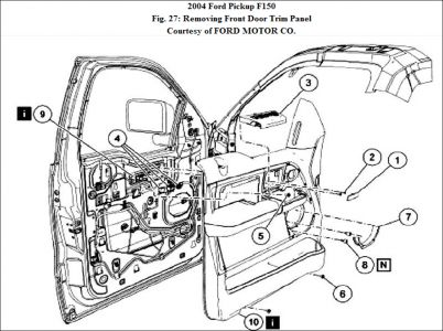 2004 F150 Body Parts Diagram | Periodic & Diagrams Science