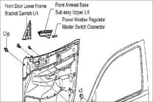 Toyota Taa Replacement Door Dodge Ram Replacement Door Wiring Diagram ~ Odicis