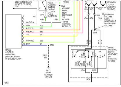 98 escort cruise control wiring diagram  gmc w4500 wiring
