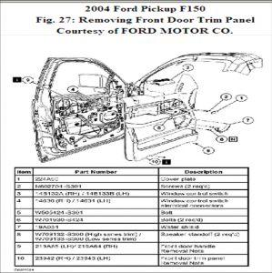 2005 Ford F150 Interior Parts Diagram | Billingsblessingbags