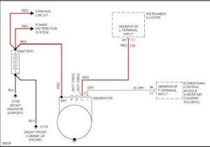 1999 Cadillac Deville Wire Diagram or Schematic: 1999