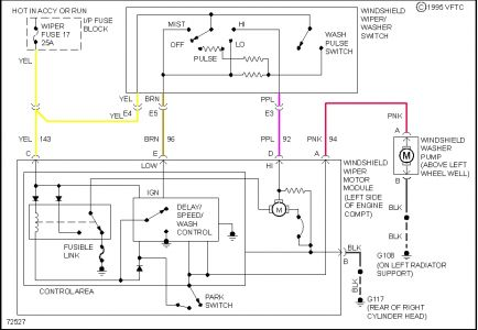 1994 Chevy S10 Wiring Diagram - Wiring Source •