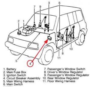 Suzuki Sidekick Wiring Diagram  Somurich