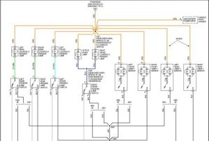 1999 Buick Park Avenue System Wiring Diagram: at the Same