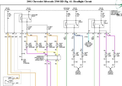 2001 chevy truck trailer wiring diagram wiring diagram 2001 chevy silverado radio wire diagram
