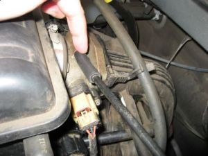 2003 Jeep Liberty Stalling From Air Starvation: My Jeep
