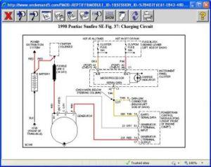 2001 Pontiac Sunfire Starter Wiring Diagram  Somurich