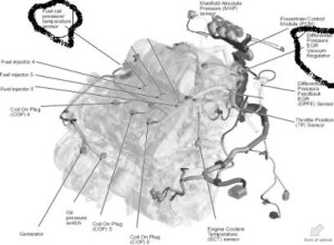 Hose Ford Vacuum Line Diagram
