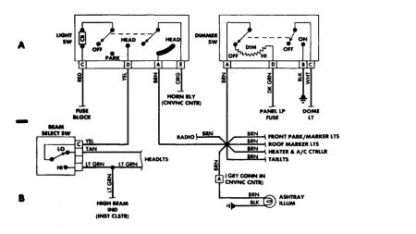 truck tail light wiring diagram truck image wiring 1991 toyota pickup tail light wiring diagram 1991 on truck tail light wiring diagram