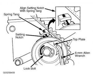2005 Chrysler PT Cruiser Cam Alignment: Engine Mechanical Problem