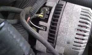 Alternator Not Charging: Electrical Problem 6 Cyl Four