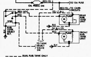 1984 Ford F250 No Fuel ?: Engine Performance Problem 1984